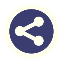Social Media Integration Icon